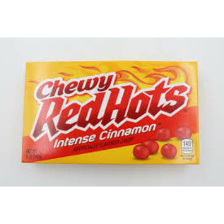 Ferrara Candy Company Inc Chewy Red Hots Intense Theater Box