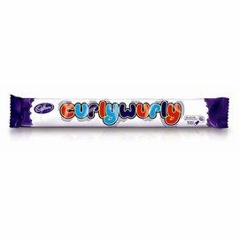 Cadbury Cadbury Curly Wurly 26gm