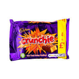 Cadbury Cadbury Crunchie 4-Pack