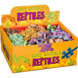 Toysmith Sand Animals Reptile