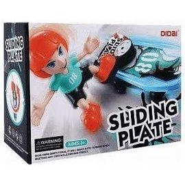 Toys of Rocket Fizz Lancaster Sliding Plate Toy