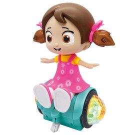 Toys of Rocket Fizz Lancaster Dancing Rotating Baby Princess Doll