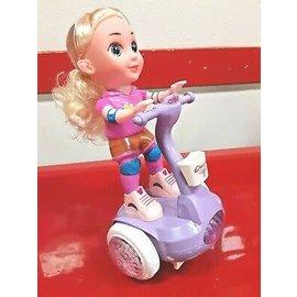 Toys of Rocket Fizz Lancaster Balance Car Doll Toy