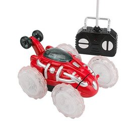 Toys of Rocket Fizz Lancaster Flipo Twister Stunt Car With Remote