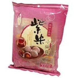 Asian Food Grocer Chestnut Rice Cake Mochi Balls