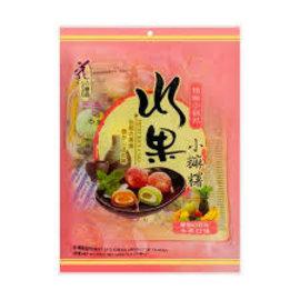 Asian Food Grocer Mixed Fruit Mochi