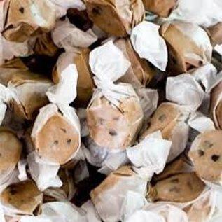 www.RocketFizzLancasterCA.com Chocolate Chip Cookie Dough Salt Water Taffy (  7 Taffies for $1.00)