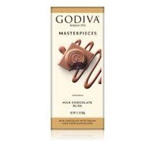 Rocket Fizz Lancaster's Godiva Milk Chocolate Bliss