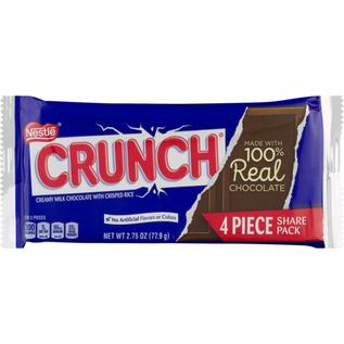 Nestle USA (Sunmark) CRUNCH 4Piece  2.75oz
