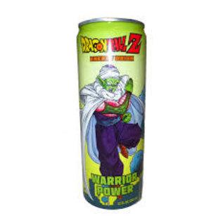 Soda at Rocket Fizz Lancaster Dragon Ball Z Warrior Power Energy Drink