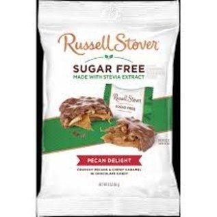 Rocket Fizz Lancaster's Russell Stover Sugar-Free Pecan Delight Bag - 3 oz