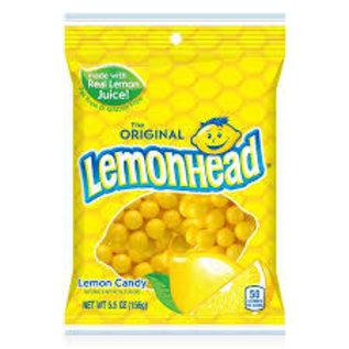 www.RocketFizzLancasterCA.com Lemonhead Hard Candy, 5.5 Ounce Bag