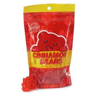 Rocket Fizz Lancaster's Cinnamon Bears Stand Up Peg Bag