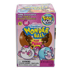 Frankford Candy & Chocolate Co Wonder Ball Plus Prize Pikmi Pops with AR