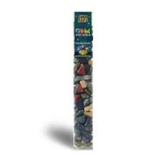 Rocket Fizz Lancaster's ChocoRocks 3oz Candy Tube - Gemstones  Mix