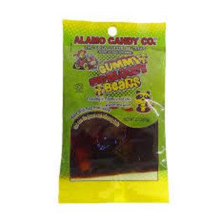 Rocket Fizz Lancaster's Alamo Gummy Bears In Chamoy & Chili Sauce