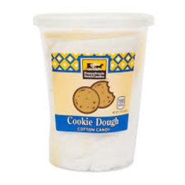Pennsylvania Dutch PDC Cookie Dough Cotton Candy Tub