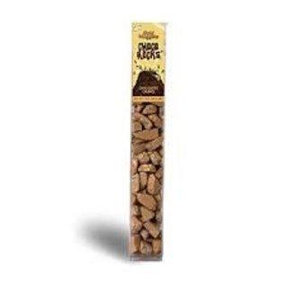 Rocket Fizz Lancaster's ChocoRocks 3oz Candy Tube - Gold Nuggets
