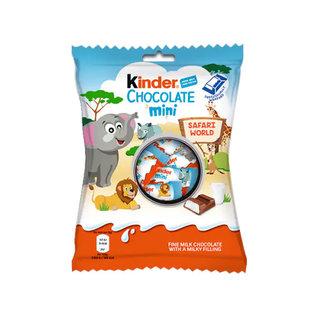 Ferrero USA Kinder Chocolate Mini
