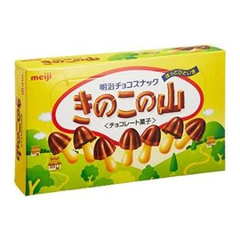 C Chocolate Kinoko  No Yama Meiji