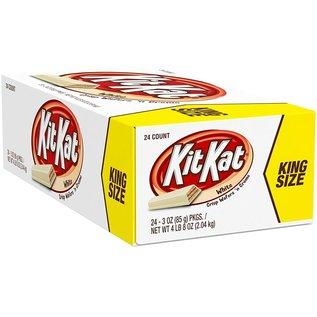 Kit Kat 24-3 Oz White King Size