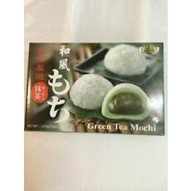 Asian Food Grocer Dynasty green tea/ Rice Cake Mochi Balls