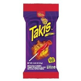 Vero Takis Fuego Lollipop
