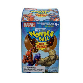 Frankford Candy & Chocolate Co Wonder Ball Plus Prize Marvel