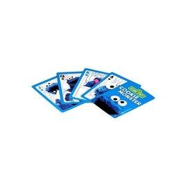 Rocket Fizz Lancaster's Sesame Street Cookie Monster Playing Cards