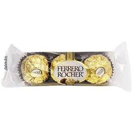 Ferrero USA Rocher 3pc Pack