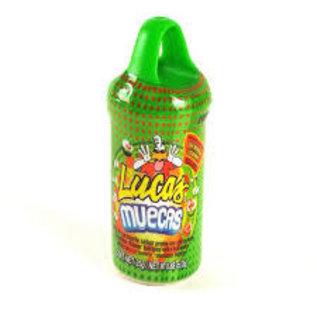Lucas Muecas Pika Pepino Cucumber