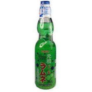 Soda at Rocket Fizz Lancaster Kimura GIANT Melon Ramune Soda 410 ml