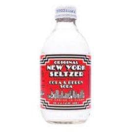 LA Bottle Works Original NY Seltzer Cola & Berry