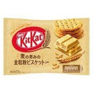Asian Food Grocer Kit Kat - Biscut Flavor