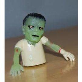 Rocket Fizz Lancaster's Finger Puppet - Zombie Glow