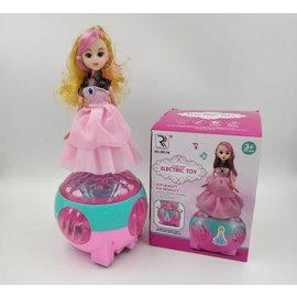 Toys of Rocket Fizz Lancaster Stage Light Dolls Electric Toy