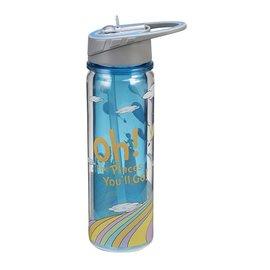 Vandor Dr. Seuss Oh The Places 16 oz. Tritan Water Bottle