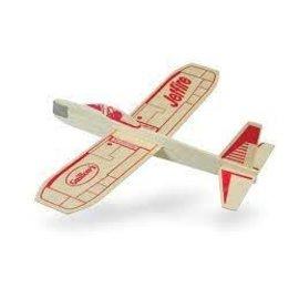 Toysmith Jet Fire Balsa Glider