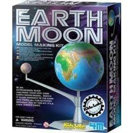 Toysmith Earth Moon Model Making Kit