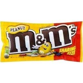MARS Wrigley M &M'S Peanut Chocolate Candies Sharing Size