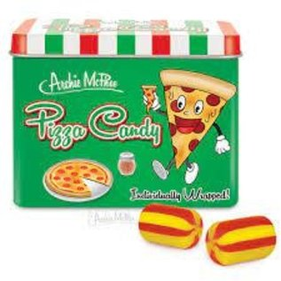 Rocket Fizz Lancaster's Pizza Flavored Candy in 2.5 oz Collectible Tin!