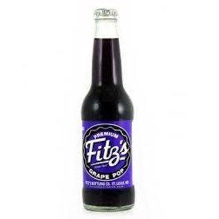 Soda at Rocket Fizz Lancaster Fitz's Grape Pop