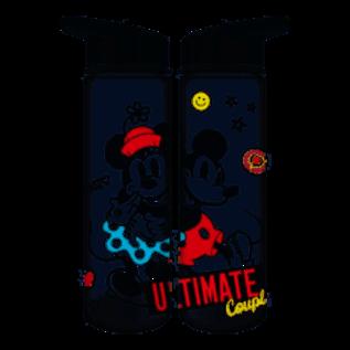 Rocket Fizz Lancaster's Disney Mickey and Minnie Ultimate Couple 24oz UV Tritan Water Bottle