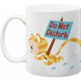 NMR Distribution Tigerlily Do Not Disturb Mug