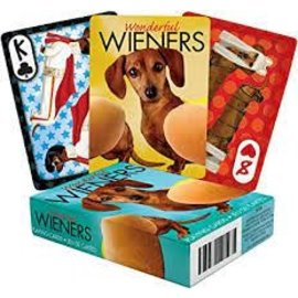 Rocket Fizz Lancaster's Wonderful Weiners Playing Cards