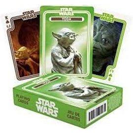 Rocket Fizz Lancaster's Star Wars Yoda Playing Cards