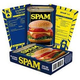 Rocket Fizz Lancaster's SPAM Recipes Playing Cards