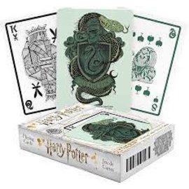 Rocket Fizz Lancaster's Harry Potter Slytherin Playing Cards