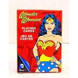Rocket Fizz Lancaster's DC Comics Retro Wonder Woman Playing Cards