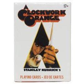 Rocket Fizz Lancaster's A Clockwork Orange Playing Cards